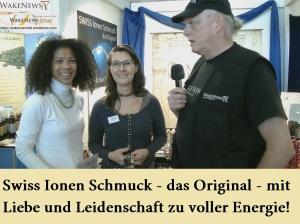 Swiss Ionen Schmuck - das Original - mit Liebe und Leidenschaft zu voller Energie!